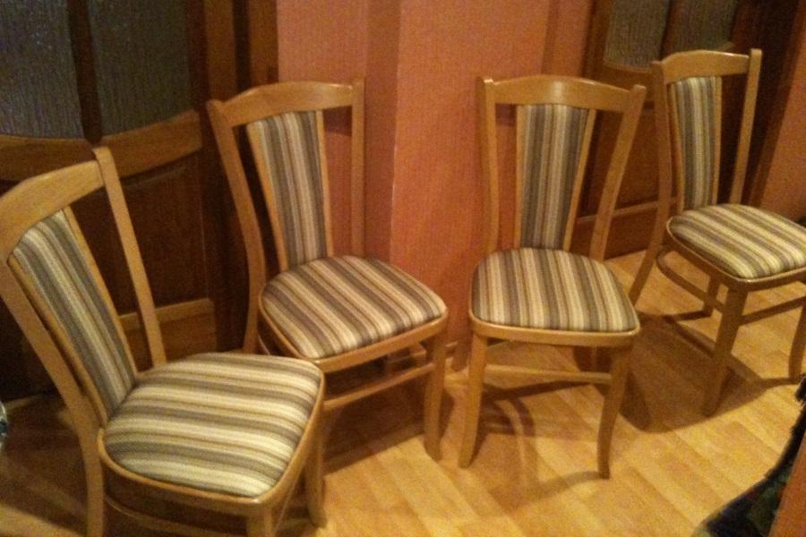 Перетяжка стульев №14