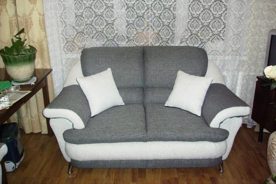 Перетяжка дивана №15