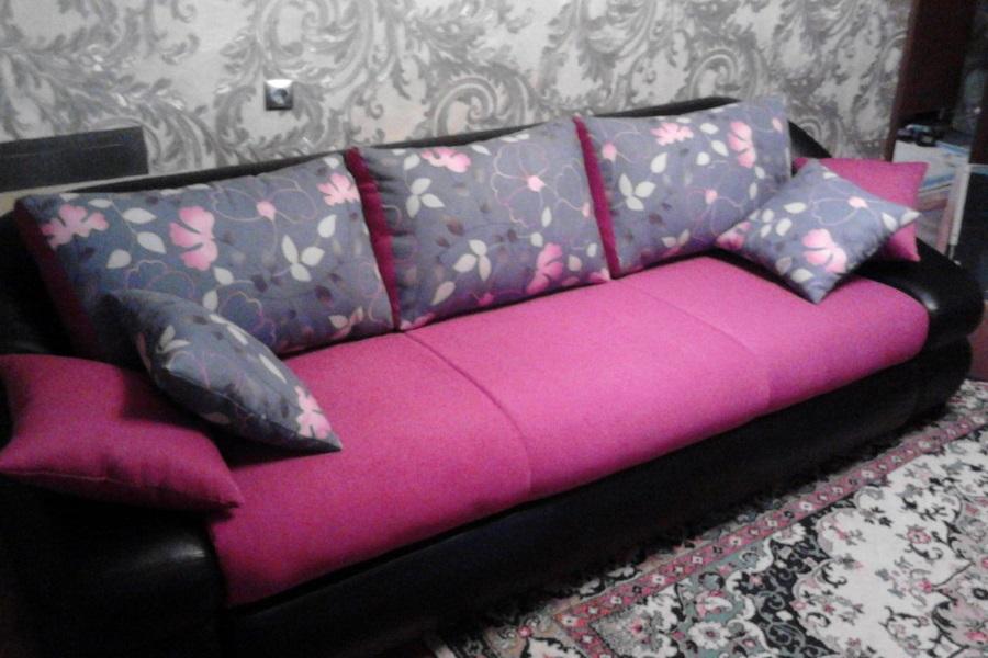 Перетяжка дивана №32