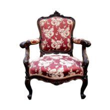 Реставрация и перетяжка антикварной мебели