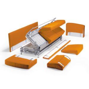 Ремонт диванов, замена пружин и механизмов
